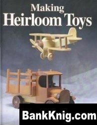 Книга Making Heirloom Toys