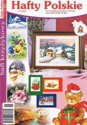 Журнал Hafty Polskie №11 2007
