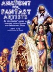 Книга Anatomy for Fantasy Artists