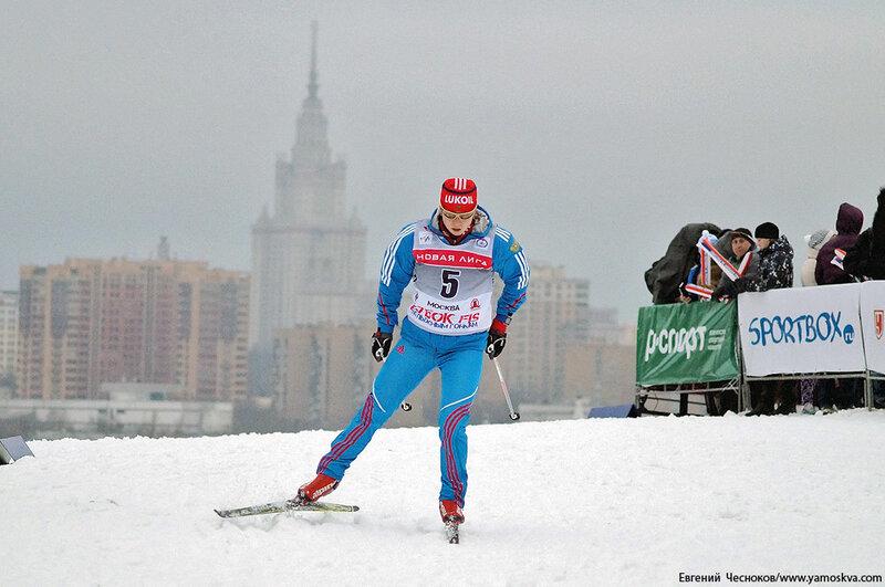 Зима. Поклонная. Лыжная гонка FIS. 18.01.15.09..jpg
