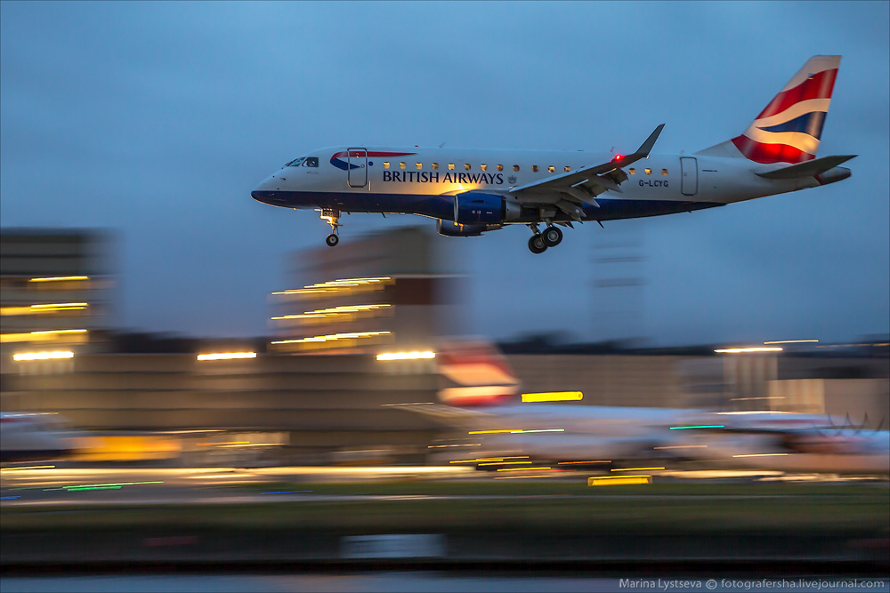 London City Airport, LCY