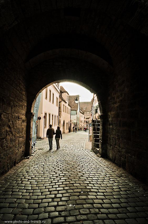 34. Город-сказка зовет... Поездка в Ротенбург-об-дер-Таубер на выходные из Франкфурта.