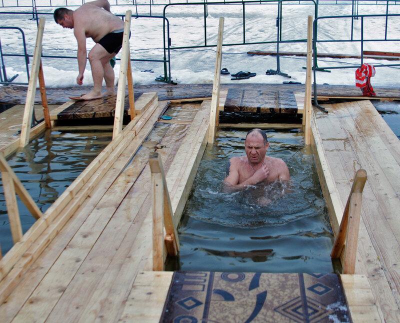 Три места для крещенских купаний оборудуют на территории юао