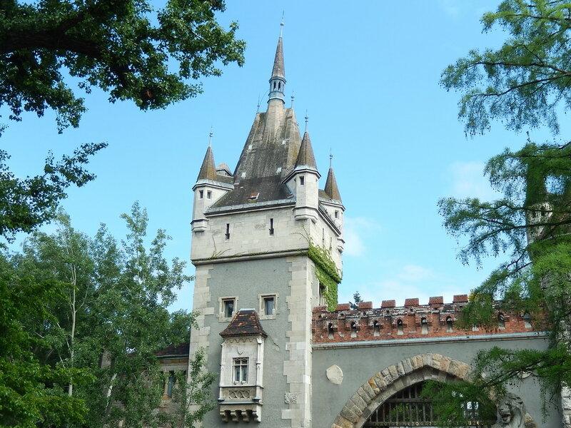копия крепости Каталина в Брашове (сейчас Румыния)
