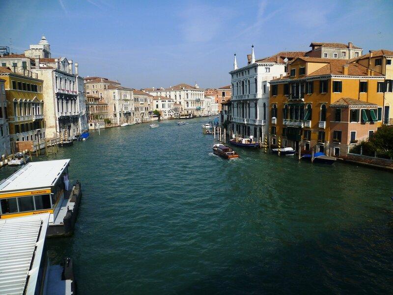 Италия, Венеция. Гранд канал (Italy, Venice. Grand Canal)