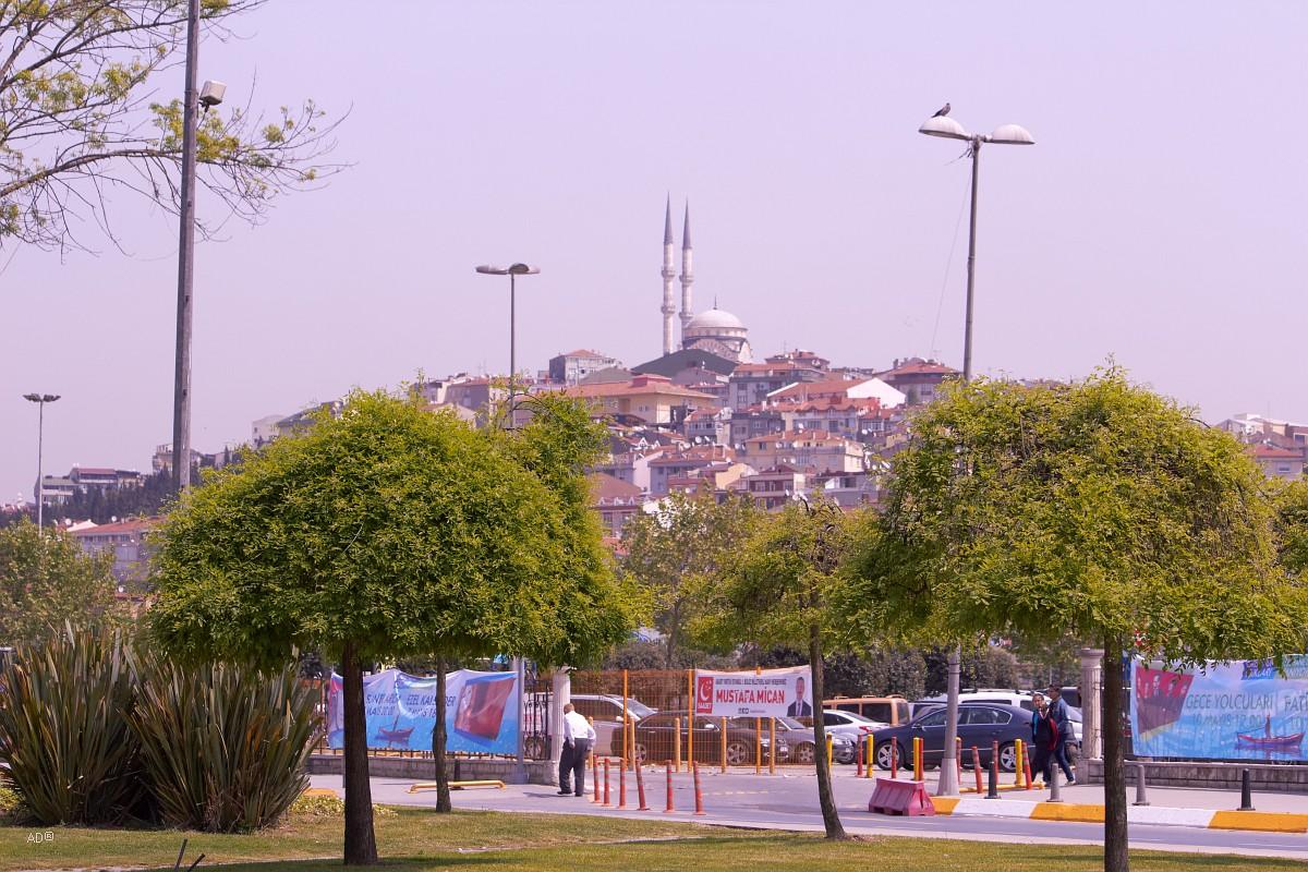 Стамбул 2015 - День третий
