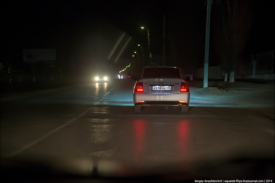 Автопробег с Datsun. День 10