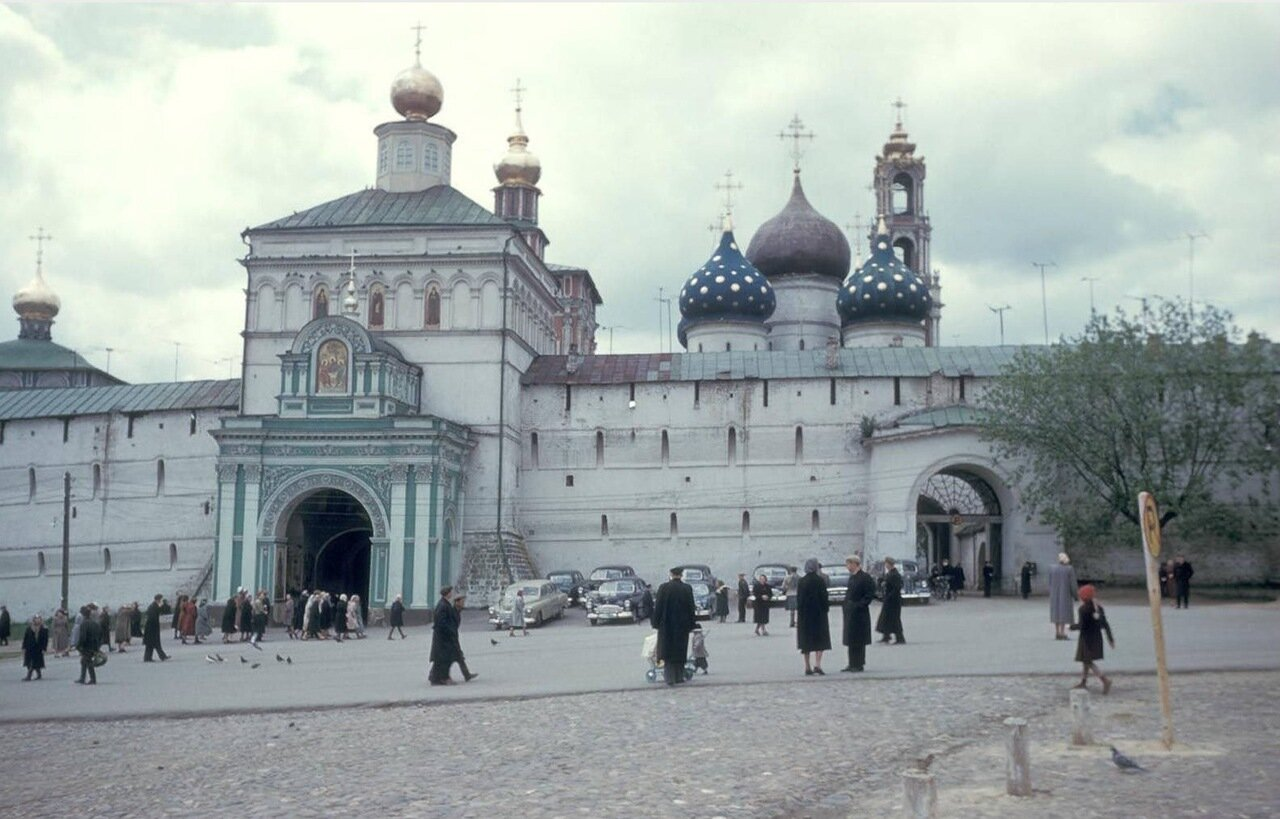 Загорск. Троице-Сергиева лавра