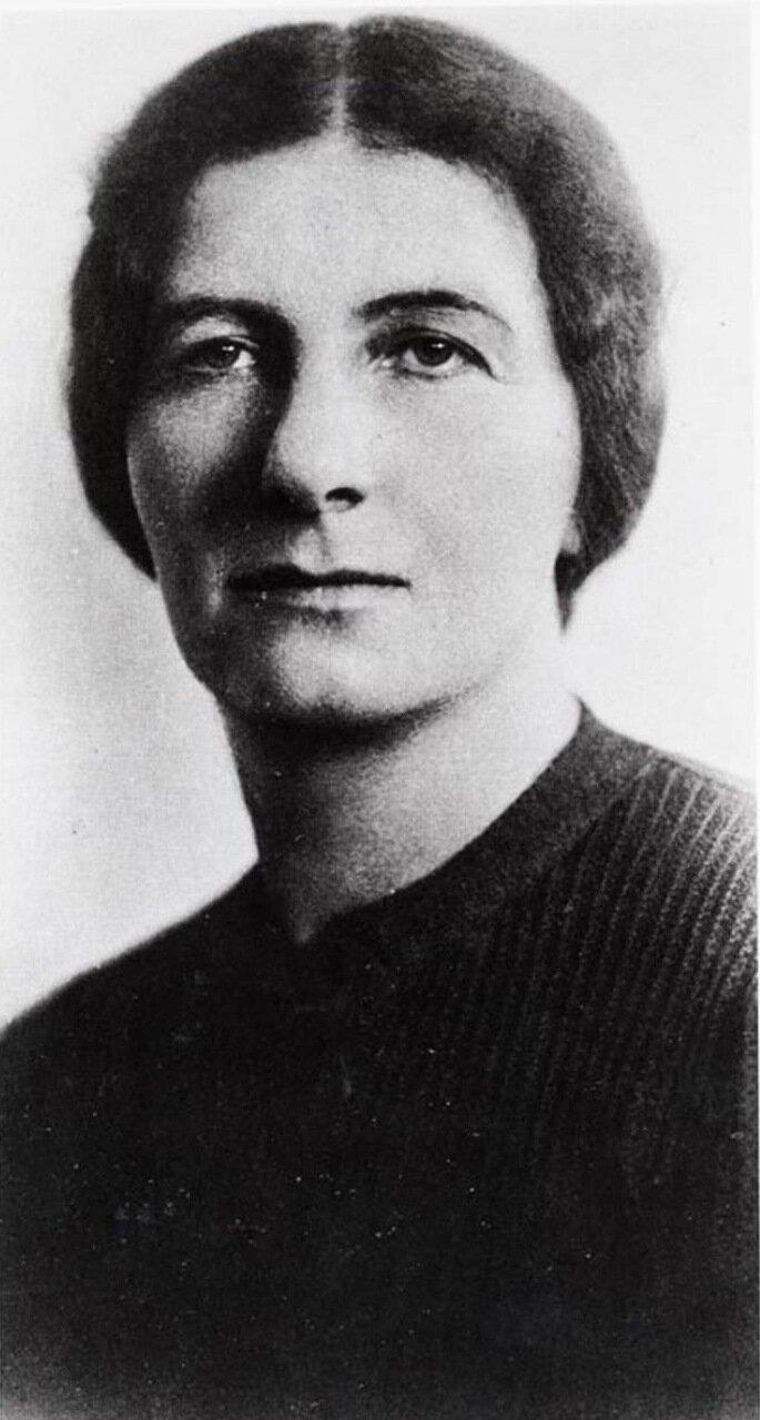 1932  Голда Меир во время своей миссии в США
