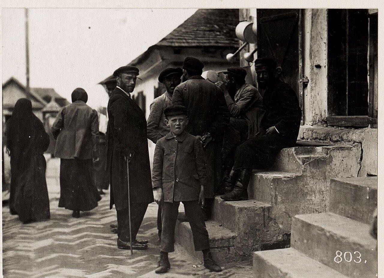 Еврейские жители Владимира-Волынского