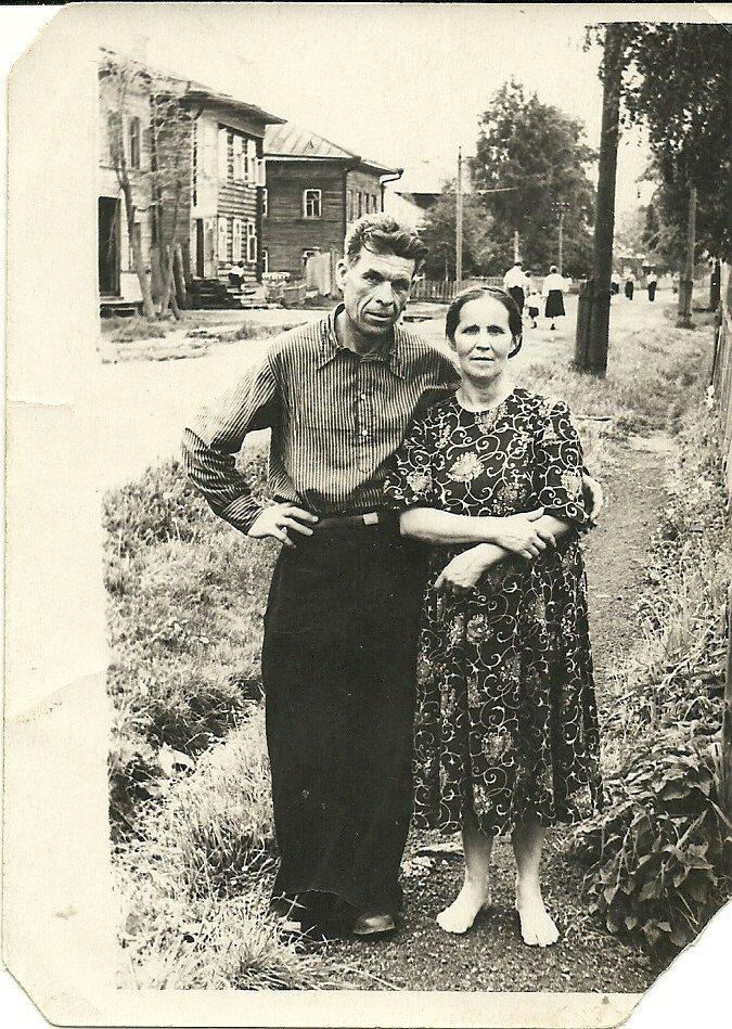 1960-е. Между улицей Энгельса и Кривым переулком