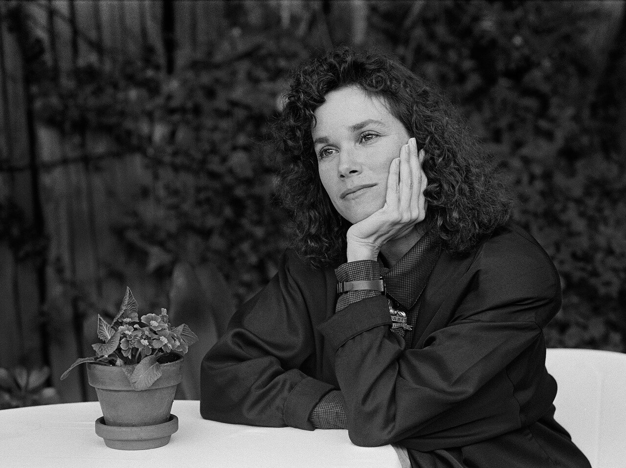 Actress Barbara Hershey Portrait Session