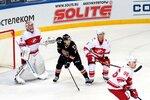 Спартак прервал 6-матчевую серию поражений, обыграв Амур