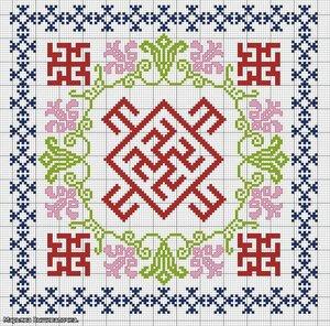 Славянская обережная вышивка - Страница 24 0_ffbe1_bec67e04_M