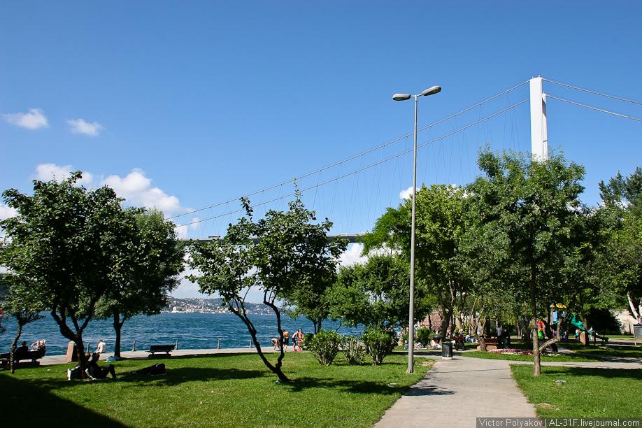 Стамбул. Азиатская часть