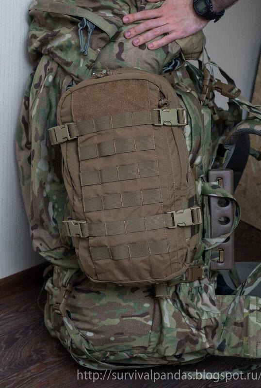 Как прикрепить рюкзак к разгрузке veronin рюкзаки