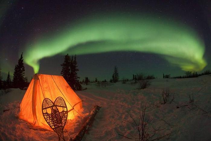Красивые фотографии полярного сияния 0 10d645 268cdf11 orig
