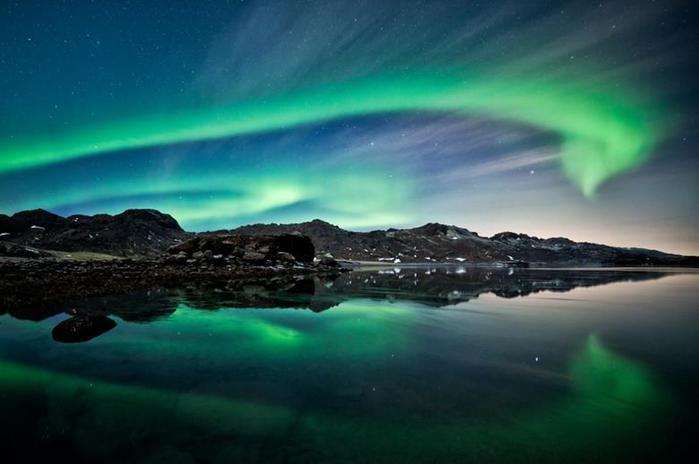 Красивые фотографии полярного сияния 0 10d650 d44b52b2 orig