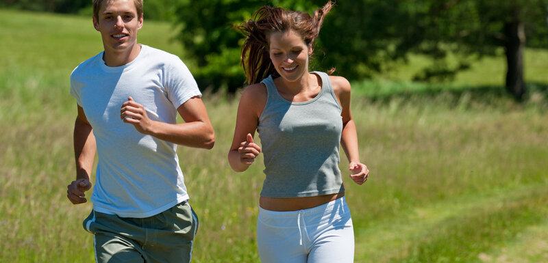 Восемь целей для бега