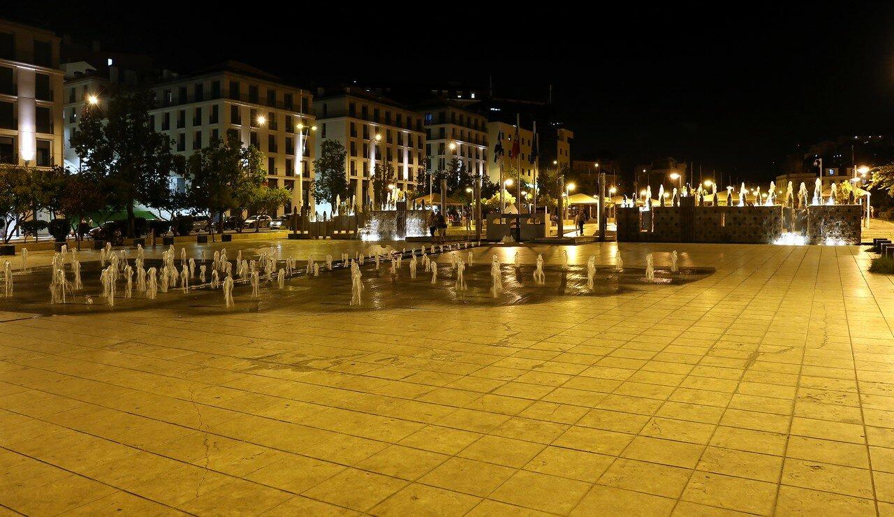 Лиссабон. Площадь Мартим Мониц (Praça Martim Moniz)
