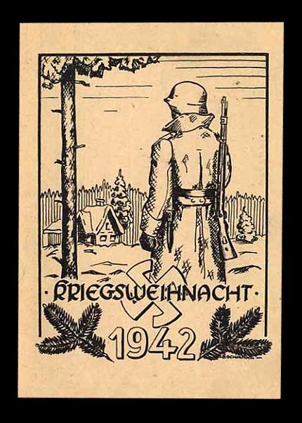 Weihnachten in Wehrmacht