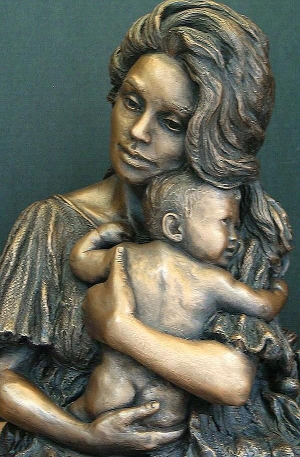 5. «Любовь матери и ребенка». Атланта, Джорджия, США