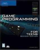 Книга Game Programming for Teens, Second Edition