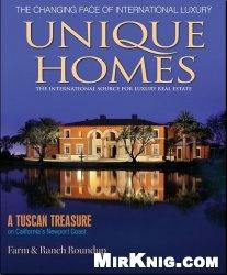 Журнал Unique Homes - Spring 2012