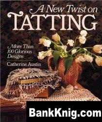 Книга A New Twist on Tatting