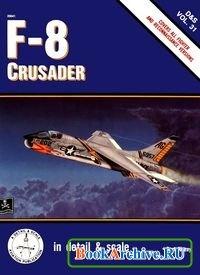 Журнал F-8 Crusader (D&S №31)