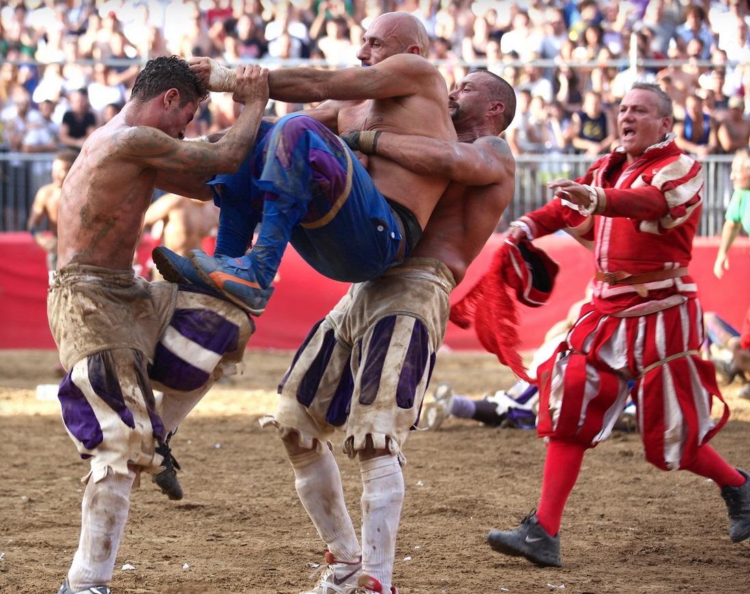 О суровых видах спорта