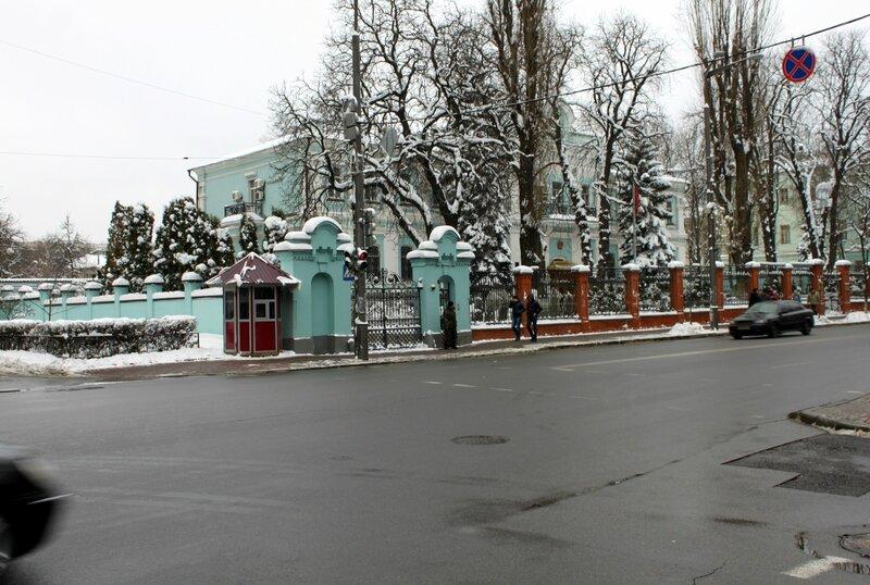 Посольство Китая в Киеве