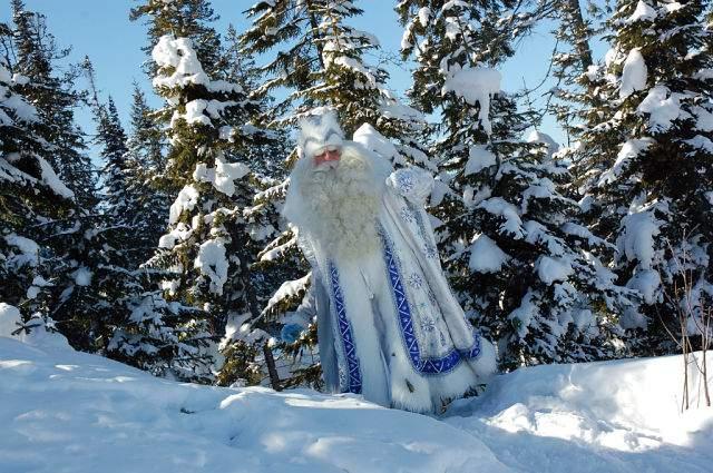 Марийский Дед Мороз