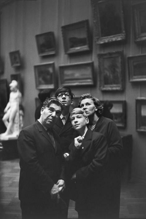 1972. Москва. Третьяковская галерея