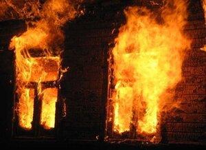 В Криулянском районе трое детей задохнулись при пожаре