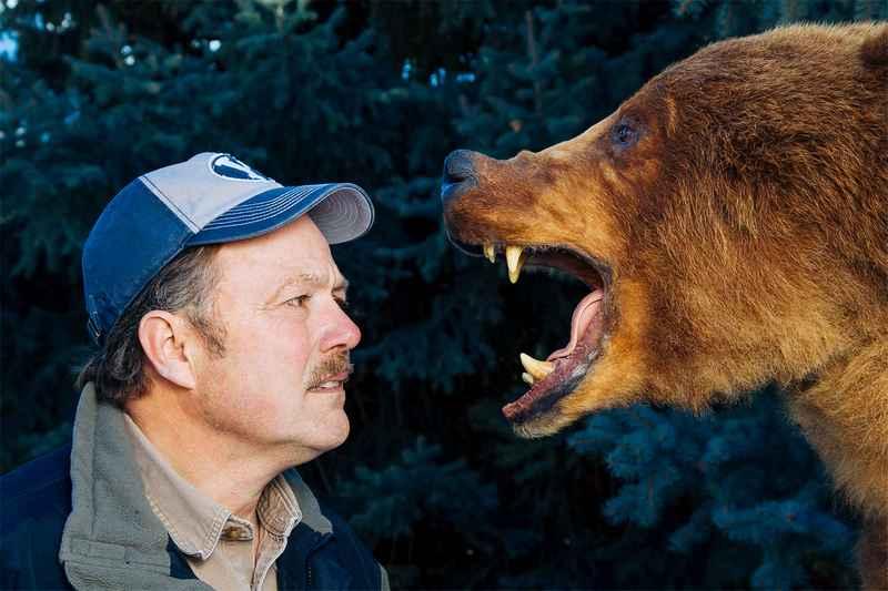 Как спастись от нападения опасных животных