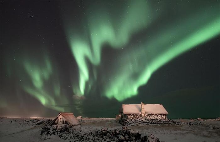 Красивые фотографии полярного сияния 0 10d613 85e1f206 orig