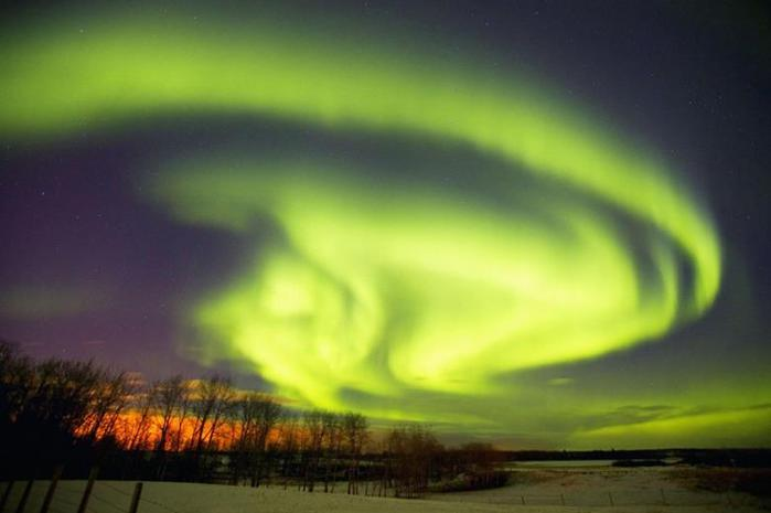 Красивые фотографии полярного сияния 0 10d649 556e714f orig