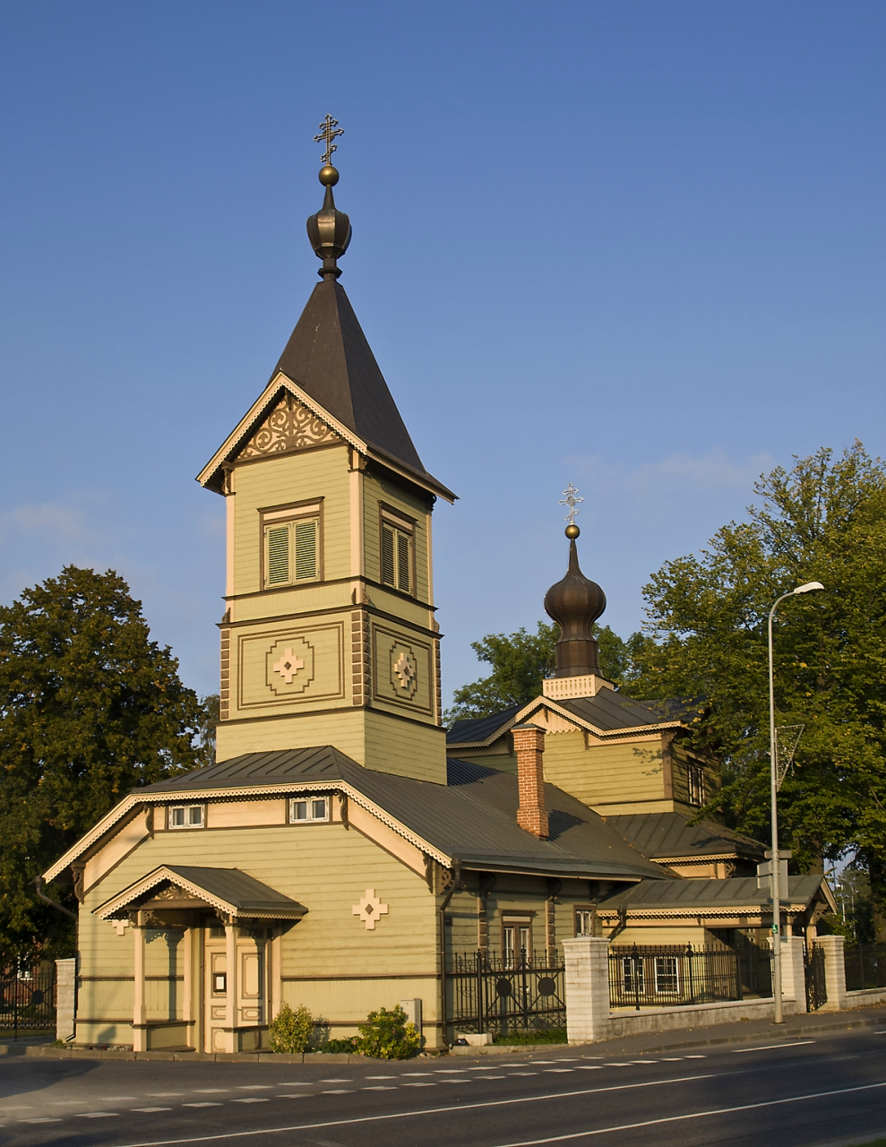 Храм Праведного Симеона Богоприимца и Анны Пророчицы в Таллинне