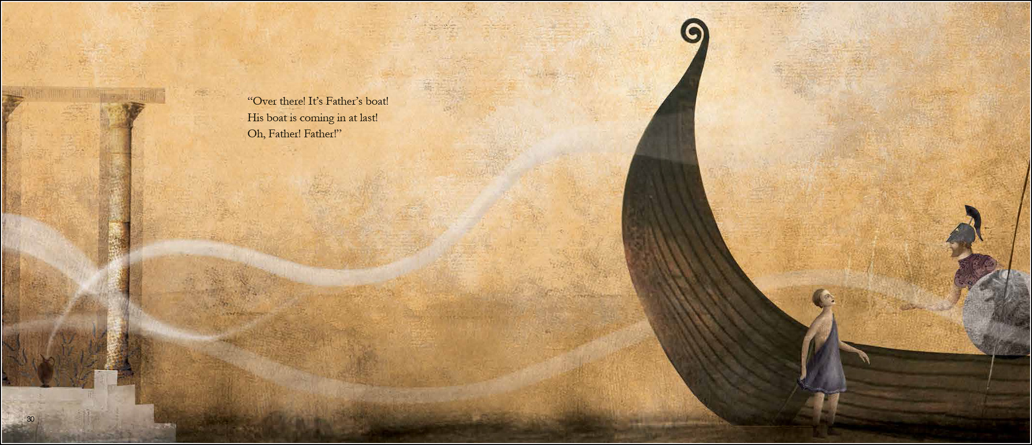 Gabriel Pacheco, Song of Wind and Waves