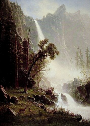 Водопад Ахваничи