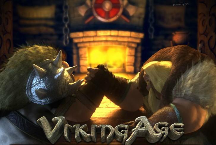 викинги игровой автомат