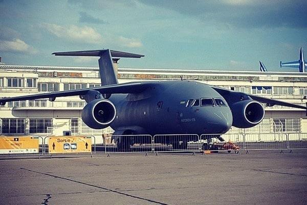 Пошли на взлет завод'Антонов получил заказ на 60 самолетов