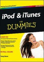 Книга iPod and iTunes For Dummies