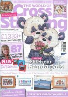Журнал The World of Cross Stitching №217 2014