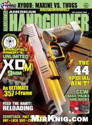 Журнал American Handgunner - July / August 2009