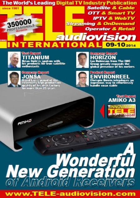 Книга Журнал: Теле-AudioVision №07-10 ( 2014) [PDF] [Ru/En]