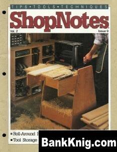 Журнал ShopNotes №09 (1993)