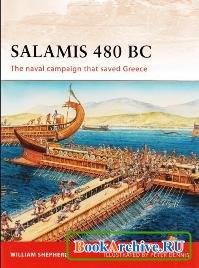 Книга Salamis 480BC - The Naval Campaign that Saved Greece