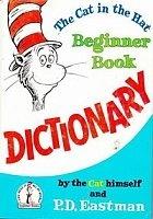 Книга The Cat in the Hat Beginner Book Dictionary/Словарь англиского языка в картинках